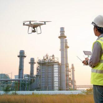 les livraisons par drone de la poste & chronopost